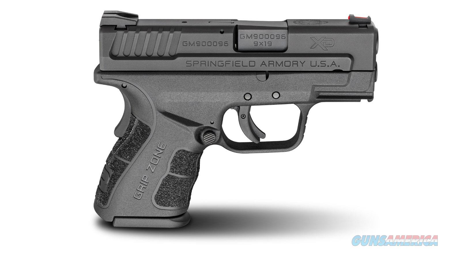 "Springfield Armory Xdg Mod.2 9Mm 3"" 10Rd XDG9801  Guns > Pistols > S Misc Pistols"