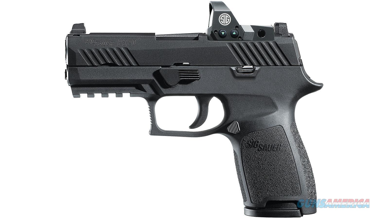 """Sig Sauer P320c 9Mm 3.9"""" 10Rd Semi 320C-9-BSS-RX-10  Guns > Pistols > S Misc Pistols"""