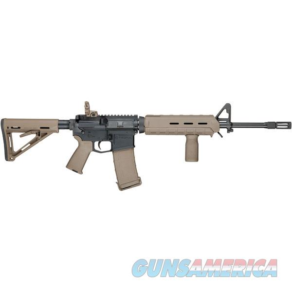 Smith & Wesson M&P 15 Moe Mid Magpul Semi-Auto Rifle 5.56 Nato, Rh, 16 In, Fde, Syn Stock, 30+1 Rnd, Std Trigger 811054  Guns > Rifles > S Misc Rifles