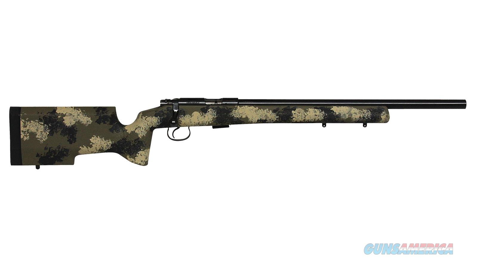 Czusa 455 Varmint Pt Sr 22Lr Ba Camo 02256  Guns > Rifles > C Misc Rifles
