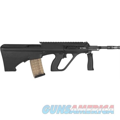 """Steyr Aug A3 M1 Rifle 5.56X45 16"""" Bbl 30Rd Black W/Ext. Rail AUGM1BLKH2  Guns > Rifles > Steyr Rifles"""