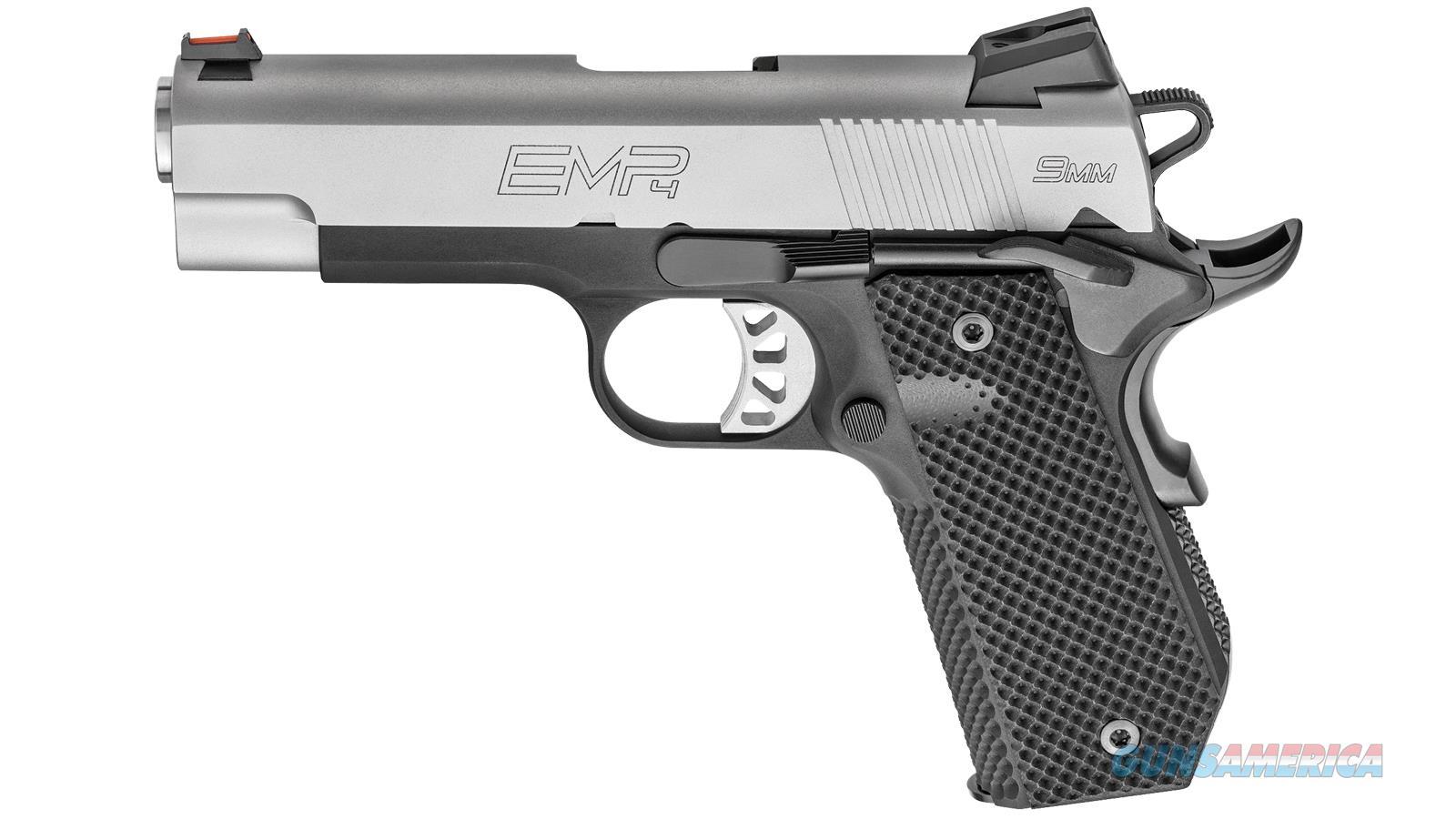 "Springfield Armory Emp Champ 9Mm 4"" 9Rd PI9229L  Guns > Pistols > S Misc Pistols"