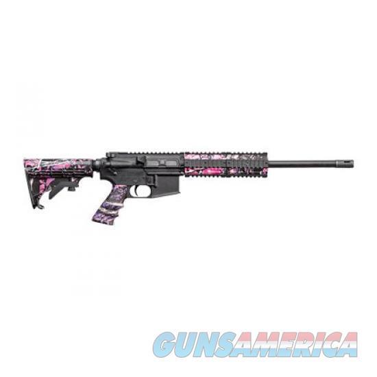 Chiappa Firearmsmks Mfour-22 Pro 22Lr 16 Hvy Muddy Girl CF500.116  Guns > Rifles > C Misc Rifles