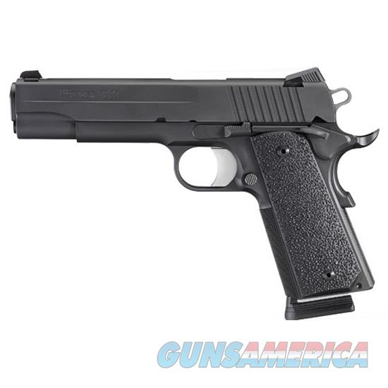 Sig Sauer 1911 45Acp 8Rd Fs Blk-Xt Gr 1911-45-B-XO  Guns > Pistols > S Misc Pistols