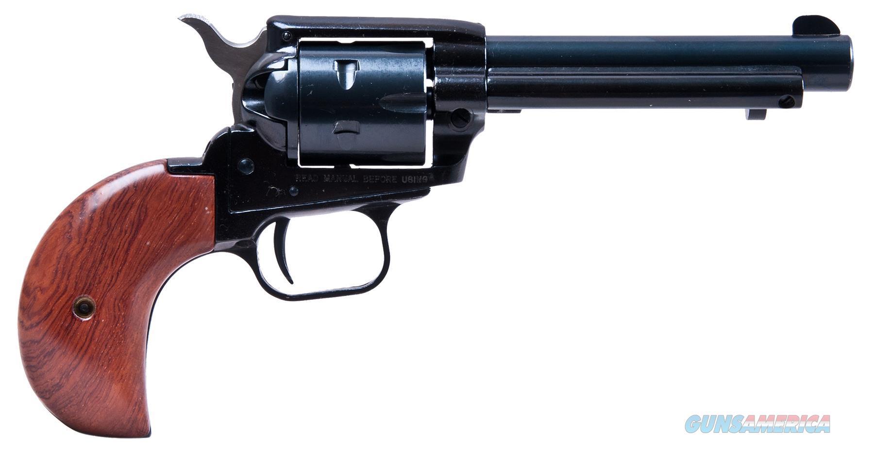"Heritage Rr Combo 22Lr/Mag 4.75"" Bl Bh G RR22MB4BH  Guns > Pistols > Heritage"