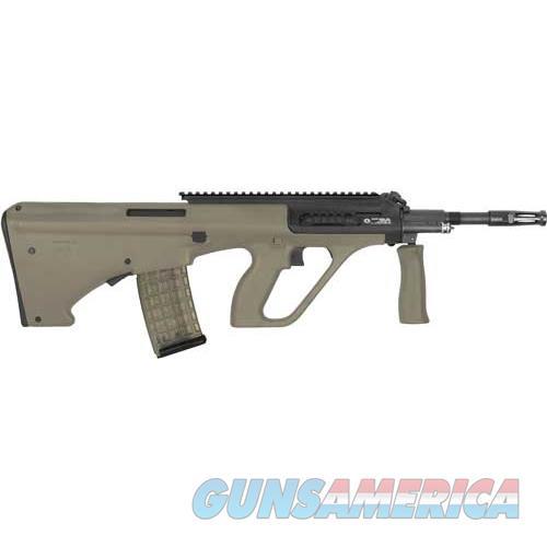 """Steyr Arms Inc Aug A3 M1 Rifle 5.56X45 16"""" Bbl 30Rd Mud W/Ext. Rail AUGM1MUDH2  Guns > Rifles > S Misc Rifles"""