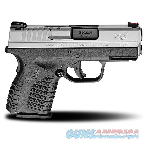 "Springfield Armory Xds 45Acp 3.3"" Bi-Tone 2/7Rd XDS93345SE  Guns > Pistols > S Misc Pistols"