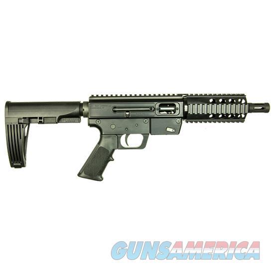 "Just Right Carbines Pistol Gen3 9Mm 6.5"" 17Rd Glock Mag Quad-Rail Blk Brace 9PSTQRBLK  Guns > Pistols > IJ Misc Pistols"