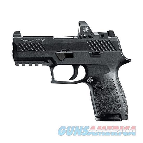 """Sig Sauer P320 9Mm 3.9"""" Tall Contrast Sgt W/Romeo 1 Reflex 320C-9-B-RX  Guns > Pistols > S Misc Pistols"""