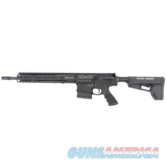 Stag Arms Llc 10S Lh 308Win Mlok 16 STAG800098LH  Guns > Rifles > S Misc Rifles