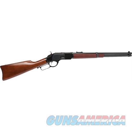 "Cimarron Firearms 1873 Carbine .44Rm 19"" Blued Walnut CA2050AS1  Guns > Rifles > C Misc Rifles"