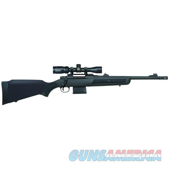 Mossberg Mvp 308Win 16.25 Blue W/ Vortex 2-7X32 27966  Guns > Rifles > MN Misc Rifles