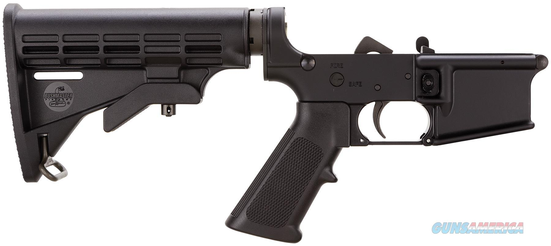 Bushmaster 92952 Ar-15 Lower Receiver Multi Caliber Marked 6 Pos Stk 92952  Guns > Rifles > B Misc Rifles