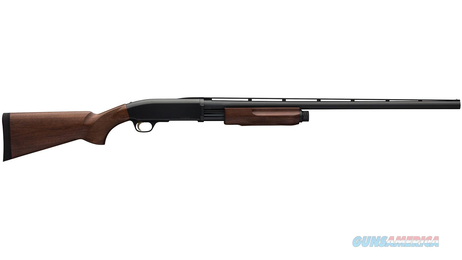 "Browning Bps Matte Hunter 12G 26"" 012284305  Guns > Shotguns > B Misc Shotguns"