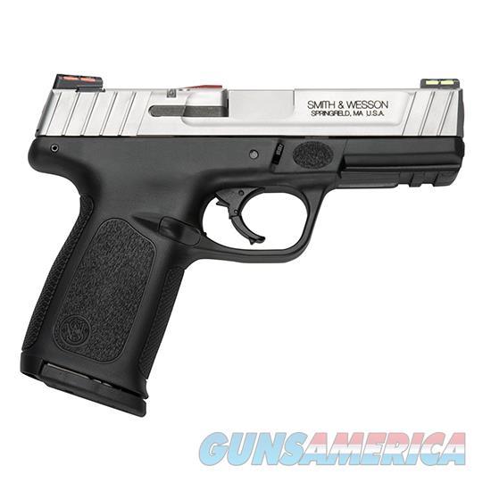 "Smith & Wesson Sd40ve 40Sw 4"" 10Rd 11908  Guns > Pistols > S Misc Pistols"