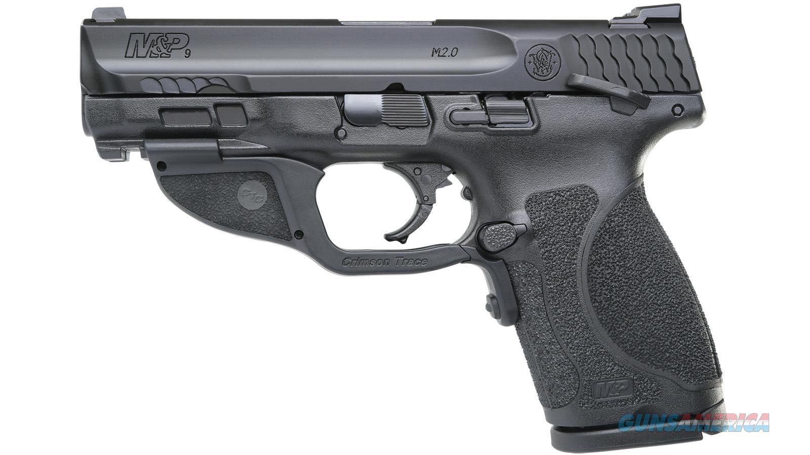 "Smith & Wesson M&P9 M2.0 9Mm 4"" 15Rd 12414  Guns > Pistols > S Misc Pistols"