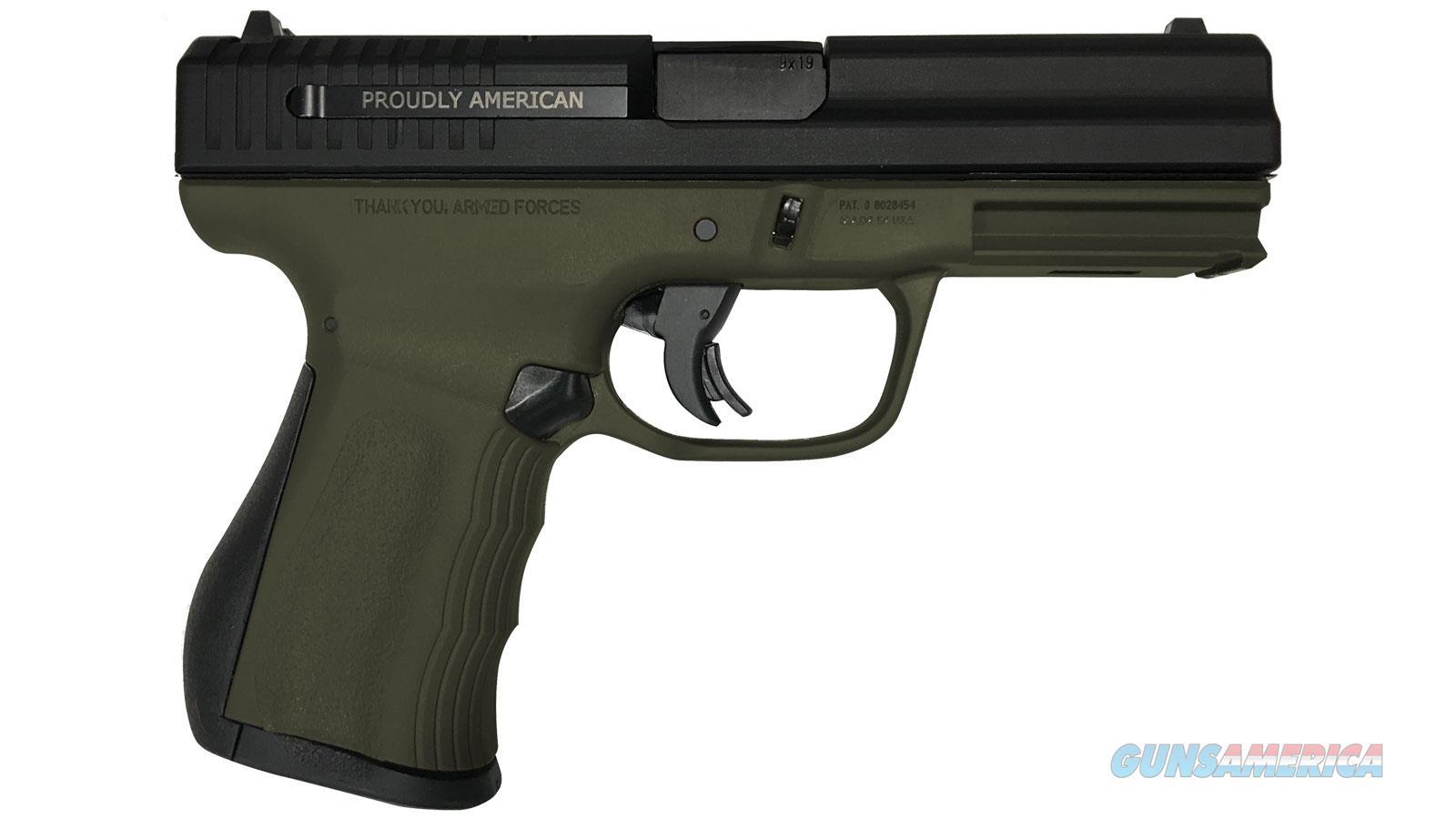 """Fmk Firearms 9C1g2-Fat 9Mm 4"""" 14Rd FMKG9C1G2OD  Guns > Pistols > F Misc Pistols"""