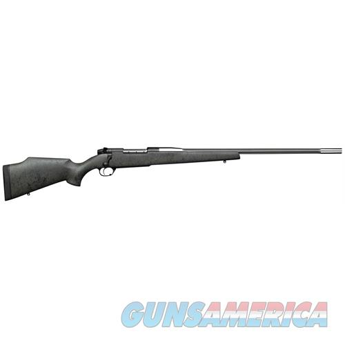 WEATHERBY 257WBY MKV 26 RC ACCUMARK BLKGRYWEB MARM257WR6O  Guns > Rifles > Weatherby Rifles > Sporting