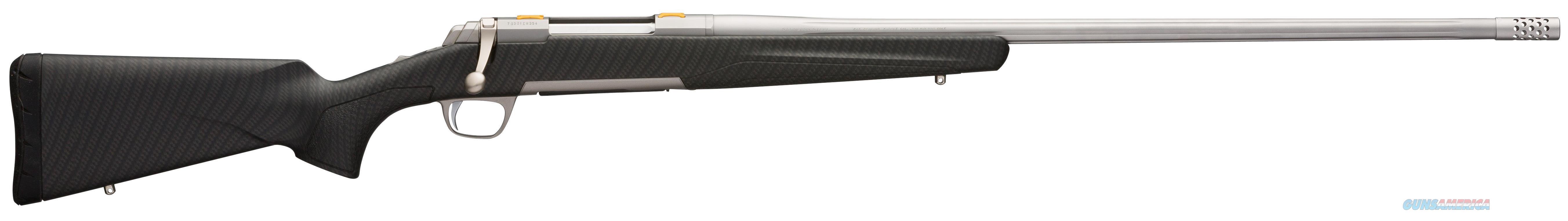 Browning Xbolt Lr Hunter 300Wsm Ss Carbon Fiber 035375246  Guns > Rifles > B Misc Rifles