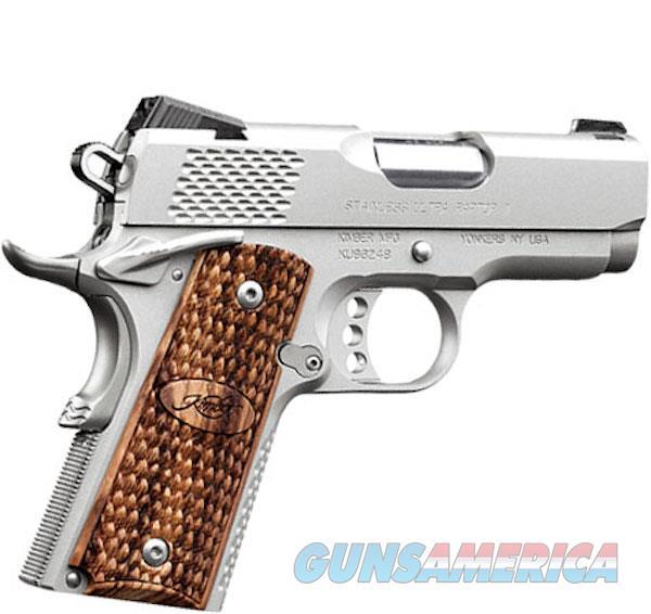 Various Mfg 9Mm Stainless Ult Rapt Ii KIM3200374  Guns > Pistols > K Misc Pistols