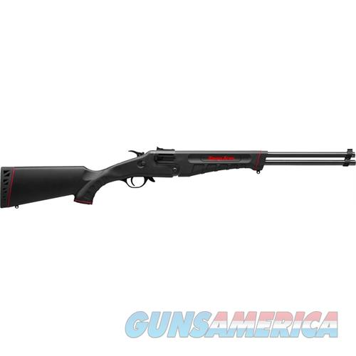 Savage Arms 42 O/U Rifle/Shotgun Youth Takedown .22Lr/.410 Blk 22434  Guns > Rifles > S Misc Rifles