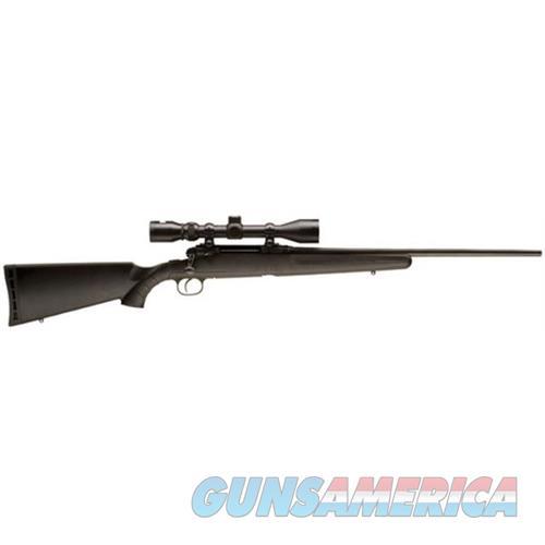 "Savage Arms Axis Xp 308 22""Pkg Blk Pkg 19231  Guns > Rifles > S Misc Rifles"