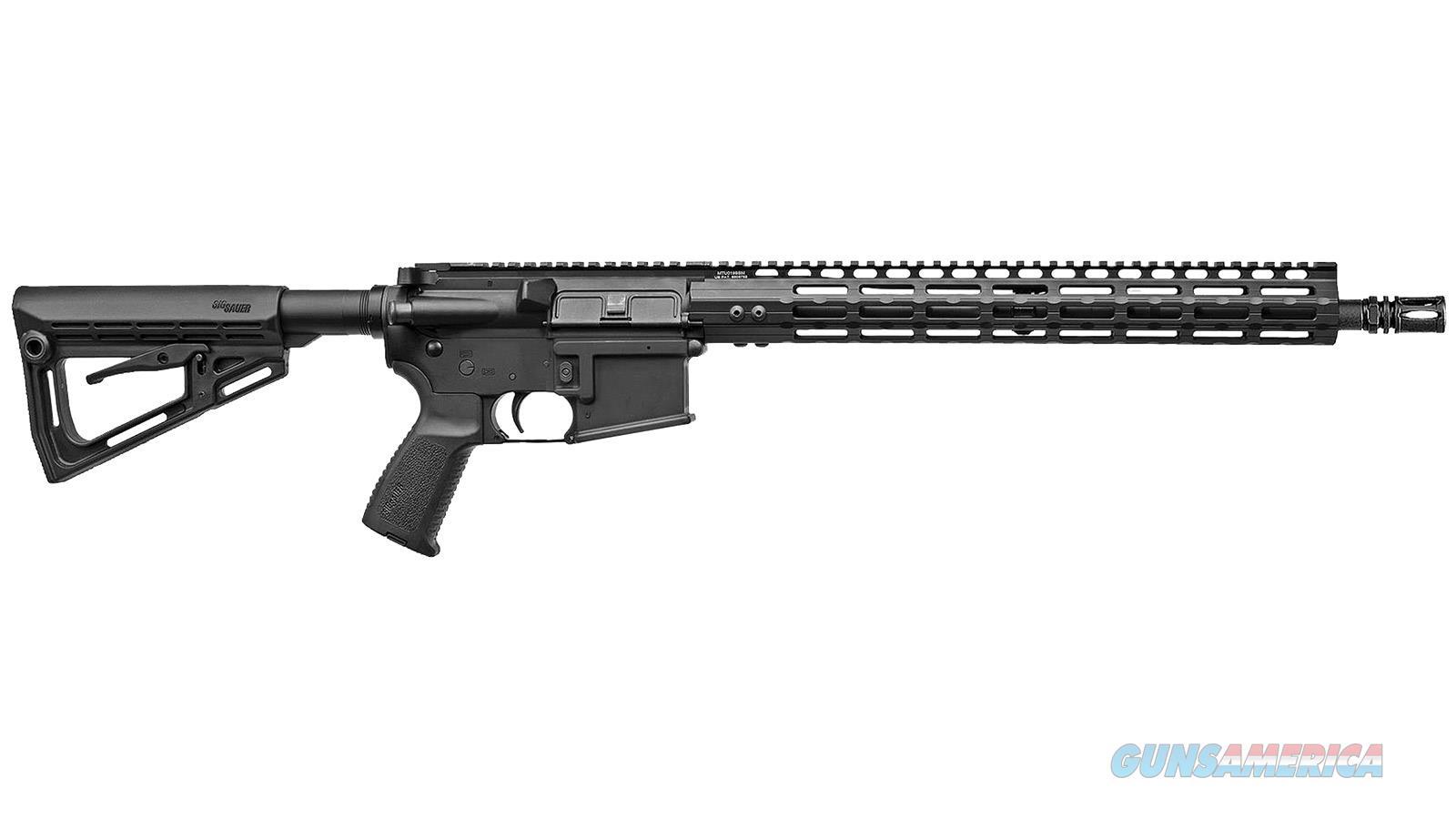 Sig Sauer M400 Elite 223Rem Nj Compliant 15Rd RM400-16B-E-NJ  Guns > Pistols > S Misc Pistols