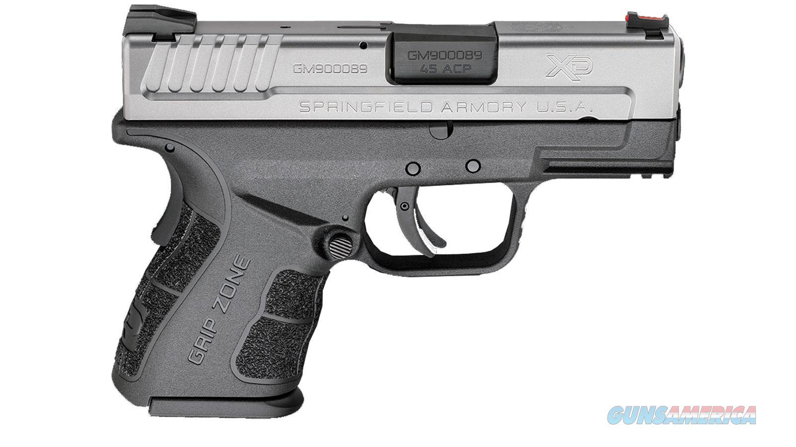 "Springfield Armory Xdg Mod.2 9Mm 4"" 10Rd XDG9301  Guns > Pistols > S Misc Pistols"