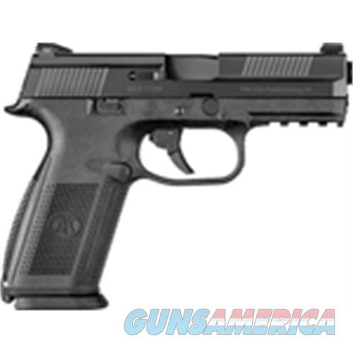 Fn America Fns-9 9Mm Luger 17-Shot Black W/Night Sights< 66913  Guns > Pistols > F Misc Pistols