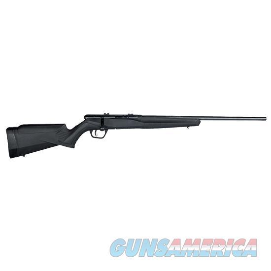 "Savage B17f .17Hmr 21"" Sporter Bbl Accu-Trigger Black Syn 70800  Guns > Rifles > S Misc Rifles"