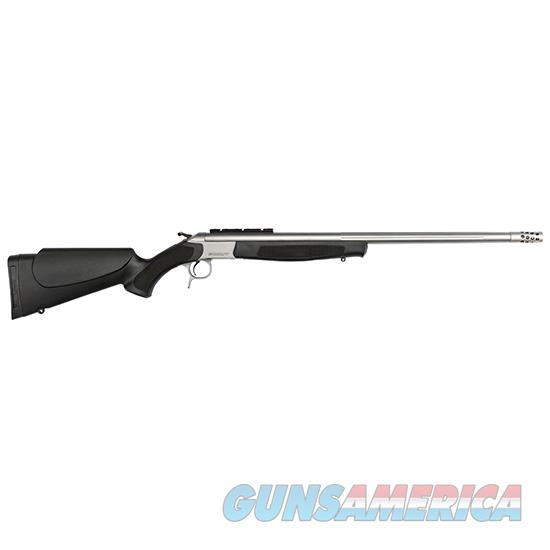 Cva Scout V2 450Bush 25 W/Brake Ss Blk CR4830S  Guns > Rifles > C Misc Rifles