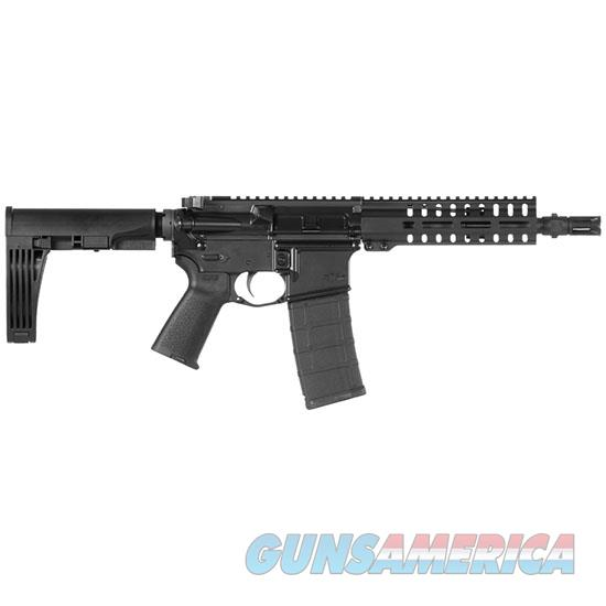 Cmmg Mk4 Banshee 300Blk 8 Sbn Graphite Blk 30A816FGB  Guns > Pistols > C Misc Pistols