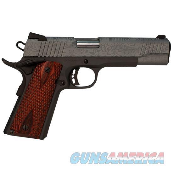 Legacy Sports Madagascar Blk G10 45Acp CIT45FSPMAD  Guns > Pistols > H Misc Pistols