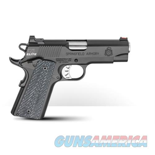 Springfield Armory 1911 Range Officer Elite 9Mm Lw Champion PI9137E  Guns > Pistols > S Misc Pistols