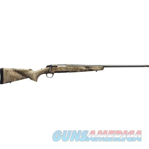 "Browning X-Bolt Western Hunter .308 Win. 22"" Atacs Au Syn 035388218  Guns > Rifles > B Misc Rifles"