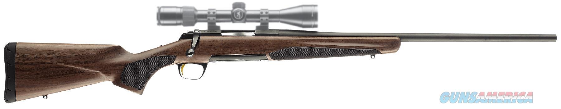 BROWNING XBOLT HUNTER 375HH OPEN SIGHTS 035208132  Guns > Rifles > Browning Rifles > Bolt Action > Hunting > Blue