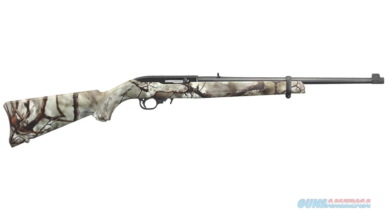 "Ruger 10/22 Go Wild 22Lr 18.5"" 31113  Guns > Rifles > R Misc Rifles"