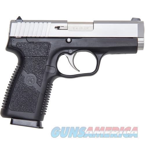 """Kahr Arms Arms Sw9 9Mm Fs 3.6"""" Bbl Matte S/S Black Poly W/Rail S9093  Guns > Pistols > K Misc Pistols"""