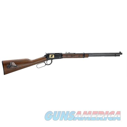 "Henry H001tpm Lever Special Edition Philmont Scout Ranch Rifle Lever 22 Short/Long/Long Rifle 20"" 16 Lr/21 Short American Walnut Stk Blued H001TPM  Guns > Rifles > H Misc Rifles"