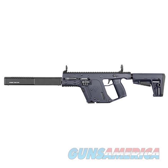 Kriss Newco Usa Inc Vector Crb G2 9Mm 16 Gry M4 Stk 17Rd KV90CCG20  Guns > Rifles > K Misc Rifles