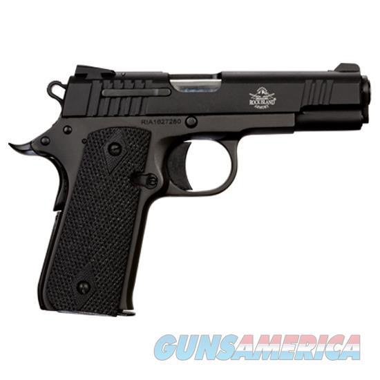 Armscor/Rock Island Bbr Standard Cs 380Acp Baby Rock 7Rd 51912  Guns > Pistols > A Misc Pistols