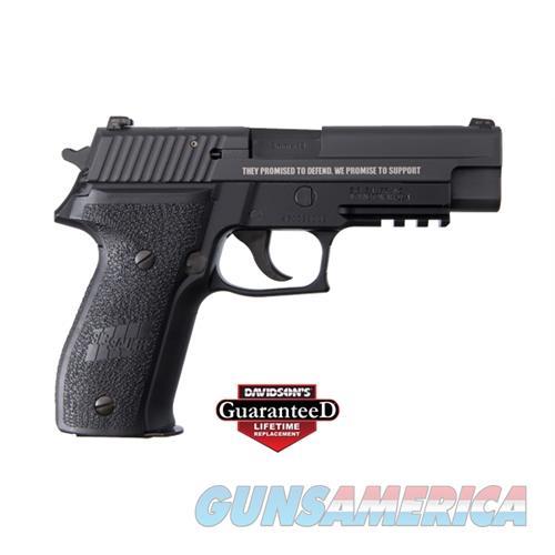 Sig Sauer P226 Mk-25 Oht Pst 9Mm 15R 798681583874  Guns > Pistols > S Misc Pistols