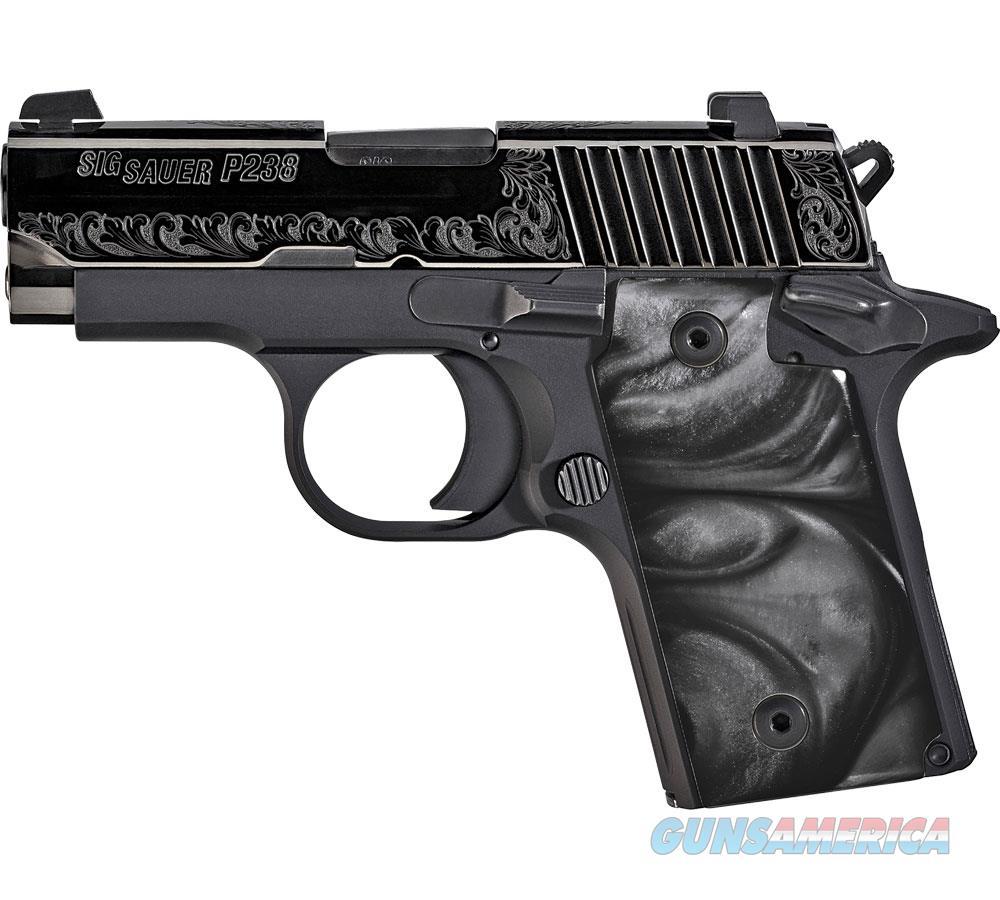 Sig Sauer P238 380Acp Nitron Slite 798681463305  Guns > Pistols > S Misc Pistols