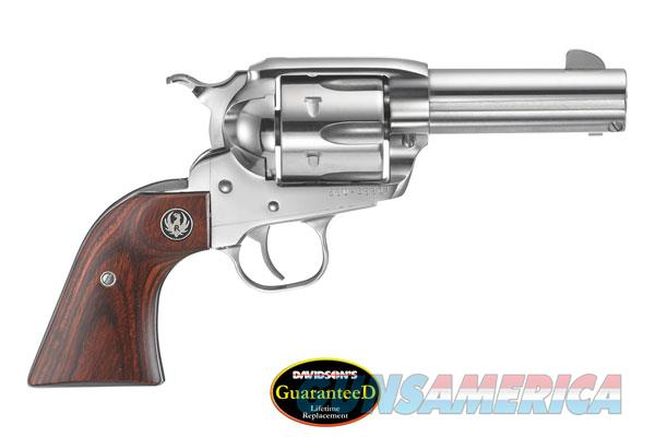 RUGER NEW VAQ MONTADO 357 3.75SS 5126  Guns > Pistols > Ruger Single Action Revolvers > Cowboy Action