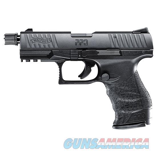 Walther Tactical Ppq M2 .22Lr 4.6'' Threaded Barrel 10Rd 5100304  Guns > Pistols > W Misc Pistols