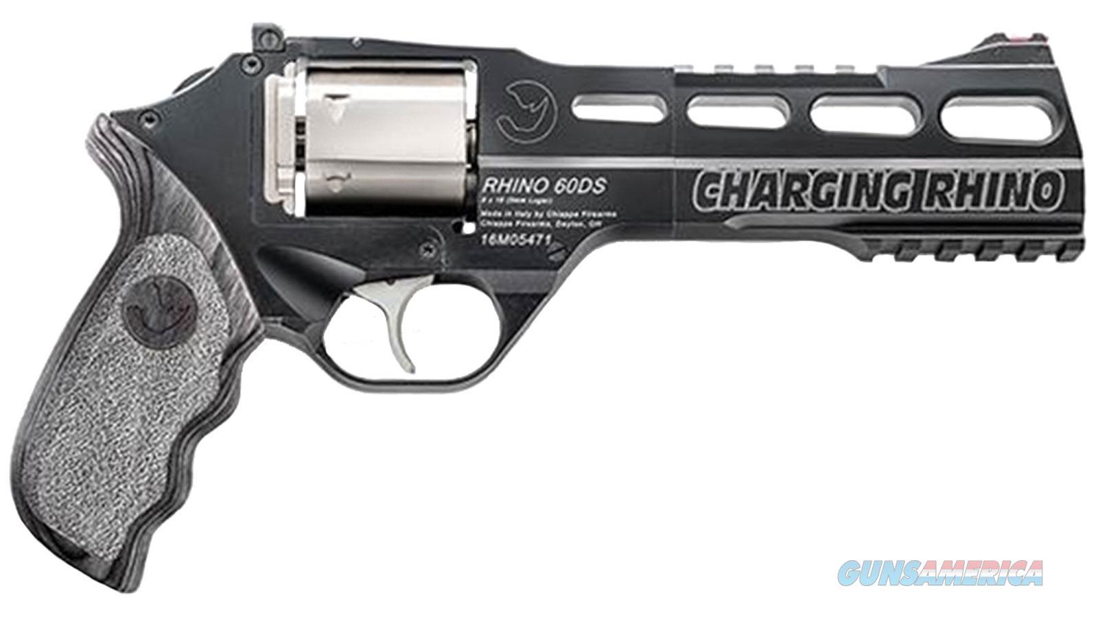 "Chiappa Firearmsmks Charging Rhino 60Ds 9Mm 6"" 340.271  Guns > Pistols > C Misc Pistols"