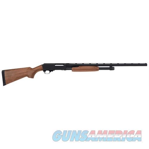 "H&R Np1206 Pardner Pump 20 Gauge 26"" 3"" Walnut Stk Blued NP1206  Guns > Shotguns > H Misc Shotguns"