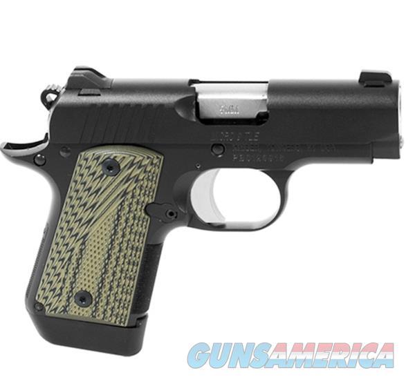 Kimber 9Mm Micro 9 Tle KIM3300191  Guns > Pistols > K Misc Pistols