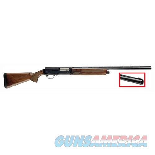 "Browning A5 Hunter 12Ga.3.5"" 26"" Vr Invds-3 Blued Gloss Walnut 0118002005  Guns > Shotguns > B Misc Shotguns"