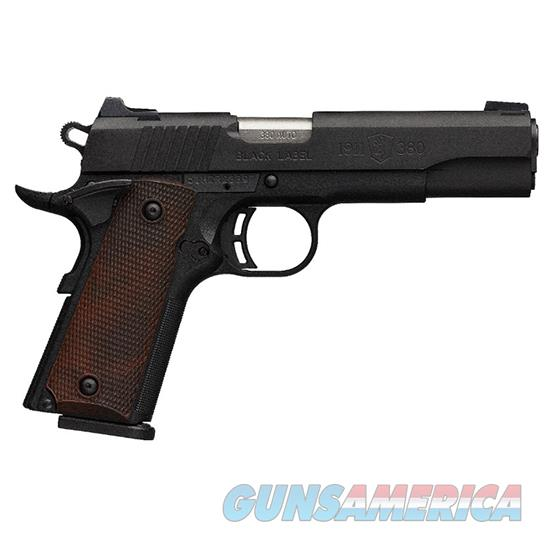 Browning 1911 380Acp Black Lb Special 2 Grip Set 2018 051940492  Guns > Pistols > B Misc Pistols